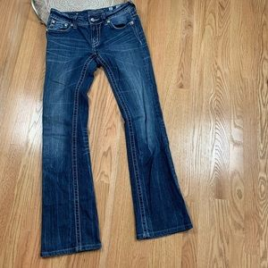 Miss Me Bootcut Embellished Jeans
